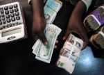 Nigeria's August gross revenues tick up on higher tax receipts