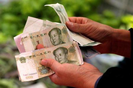 Yuan Bergerak Datar, Pasar Sikapi Hati-Hati Kesepakatan Dagang AS-Cina