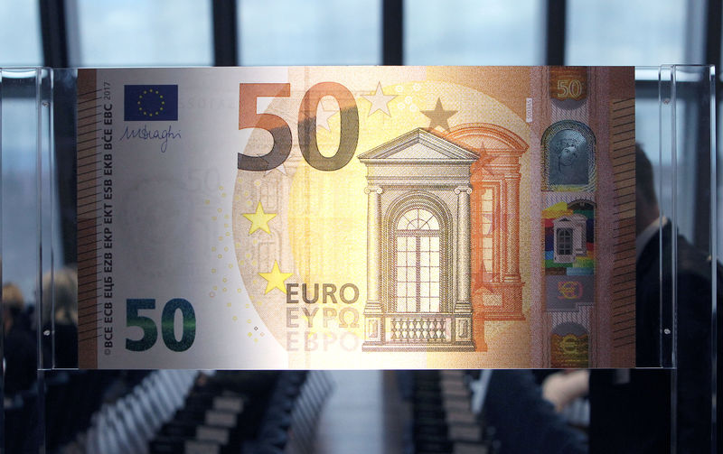 Euro-Dollar Rides Wave of Stimulus to 12-Week Highs