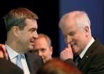 Söder gibt Seehofer Jobgarantie - Er bleibt Bundesinnenminister