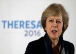 """May fija el """"Brexit"""" para marzo de 2019 y propone un periodo de transición"""