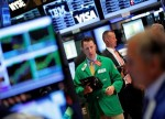 U.S. Stock Futures Bounce; Dow on Track for Triple Digit Gains