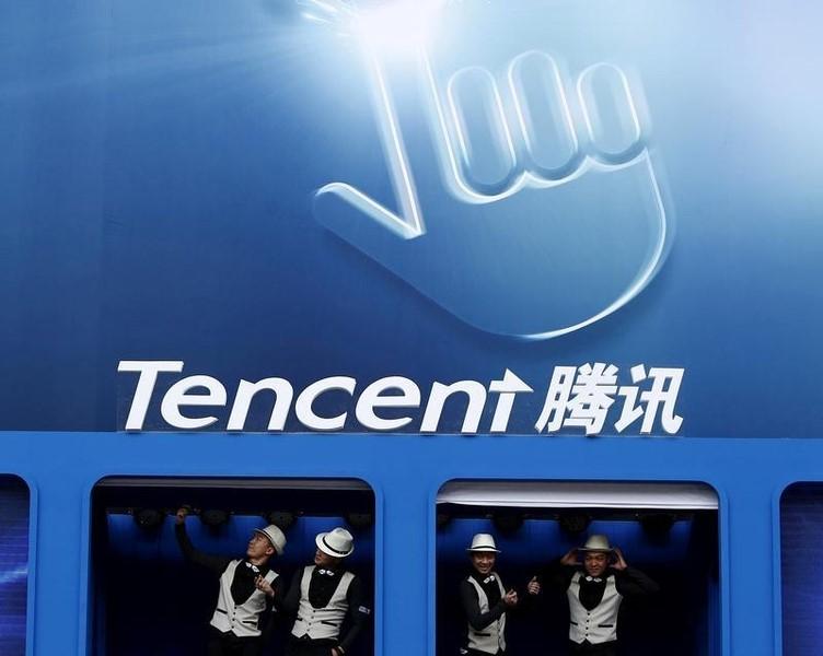 Tencent-backed Maoyan Drops in Hong Kong Stock Debut