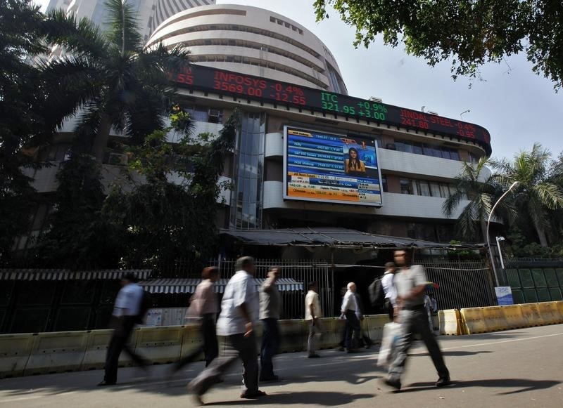 India stocks higher at close of trade; Nifty 50 up 2.89%
