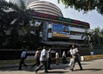 India's BSE index breaches 35,000 level for first time as banks rally