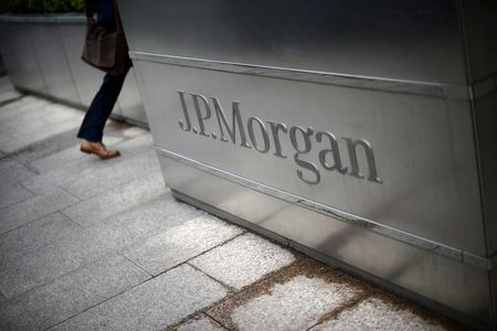 Stocks: JPMorgan Up,  Wells Fargo Down in Premarket on Mixed Q4