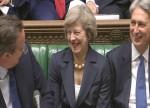 DIRETTA VIDEO: Theresa May al Parlamento UK sul rinvio della Brexit