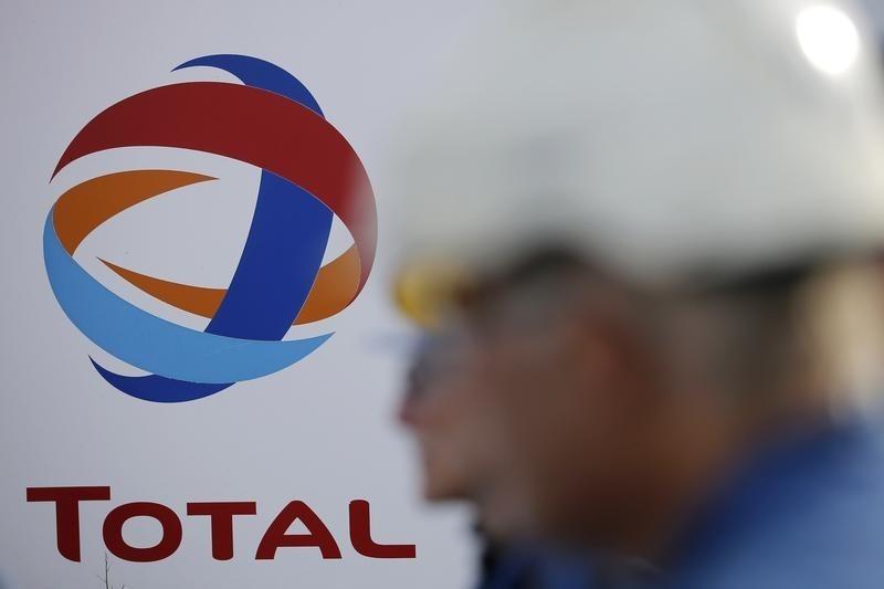 © Reuters.  Total купила первую партию газа с