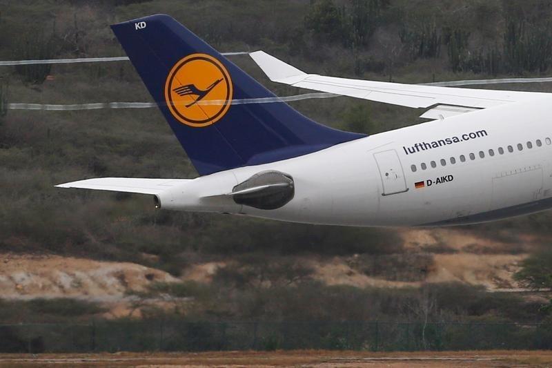 Lufthansas Regionalfluglinie und Ufo einig über Tarifpaket Von Reuters