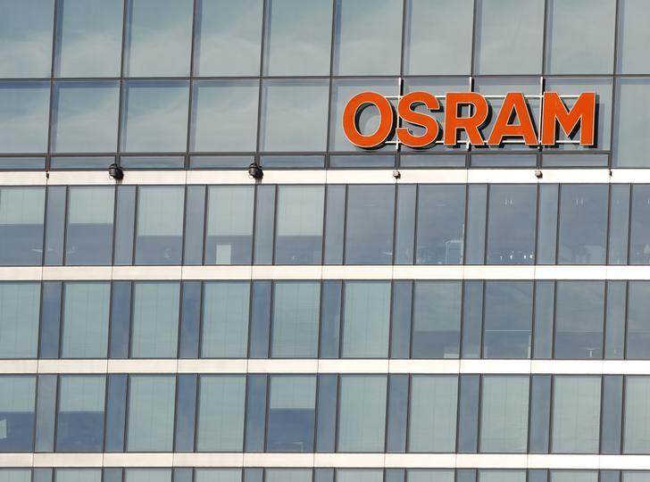 AMS legt neue Offerte für Osram vor - Preis bleibt gleich Von Reuters
