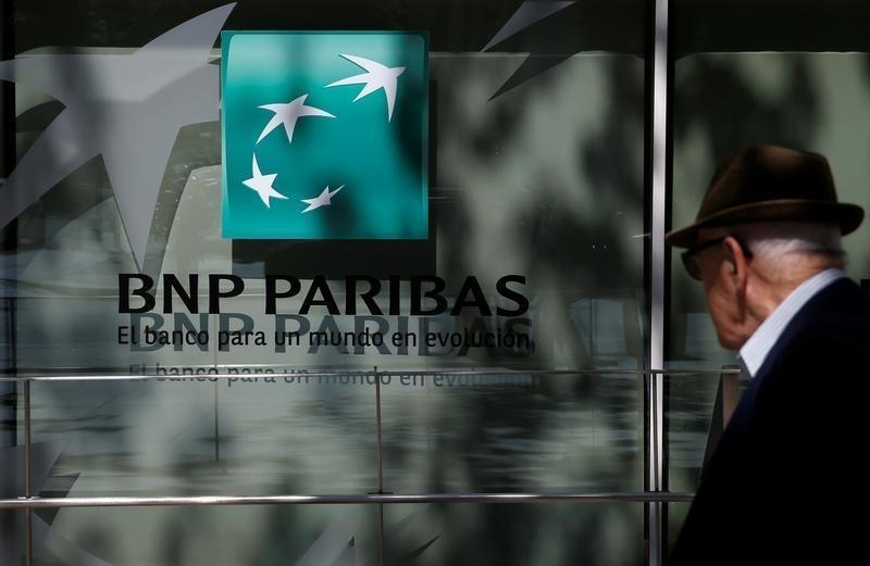 Avrupa hisseleri yüksek; BNP Paribas güçlü kazançlar üzerine yükseldi