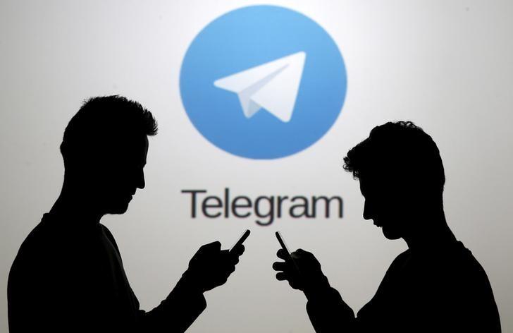 © Reuters.  Telegram начал тестирование блокчейн-платформы TON