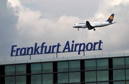 汉莎航空大跌12% 德国最大机场警告3月旅客数量将加速下滑