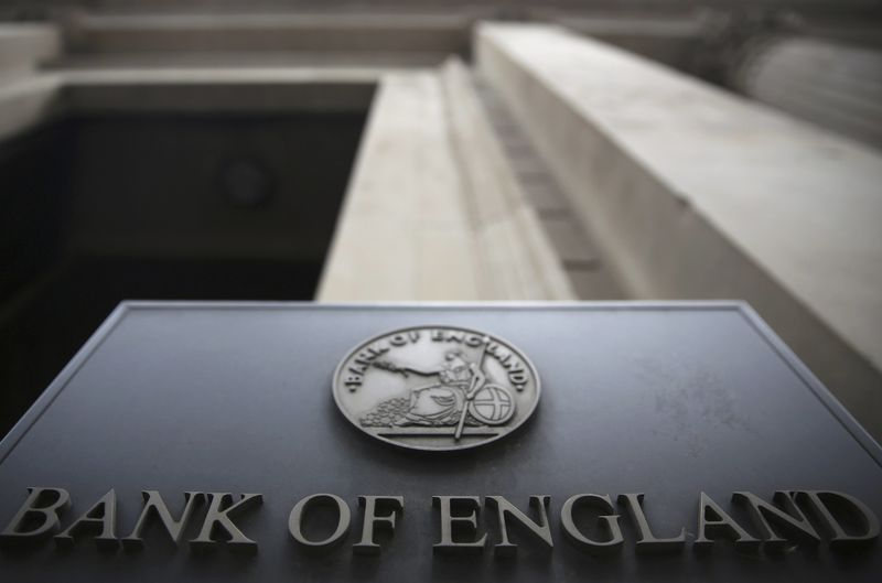 © Reuters.  Bank of England to stretch out horizon for reining in inflation due to Brexit