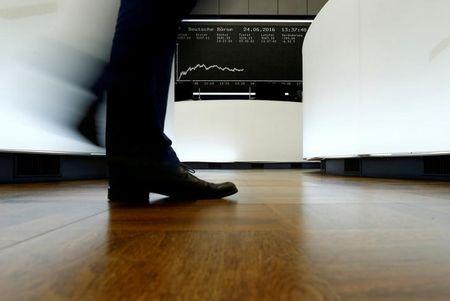 德国股市涨跌不一;截至收盘DAX 30下跌0.25%