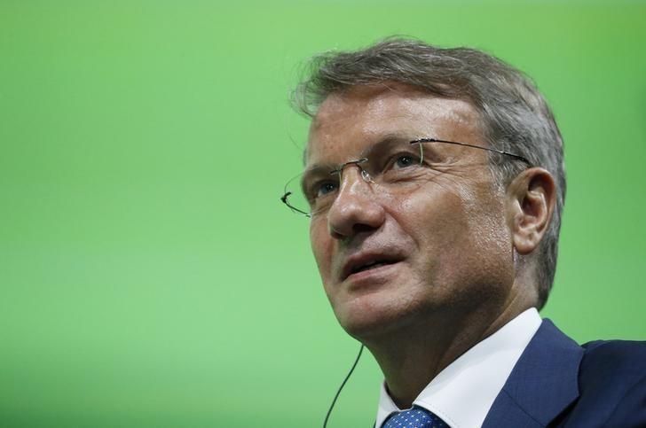 © Reuters.  Греф купил облигации Сбербанка на 100 млн рублей