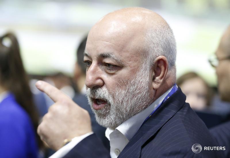 © Reuters.  Вексельберг обжаловал санкции США