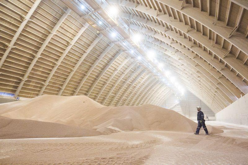 Potash producer Nutrien eyes expansion as BHP ponders entry