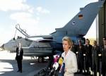 Merkel begrüßt Rücktrittsankündigung von der Leyens