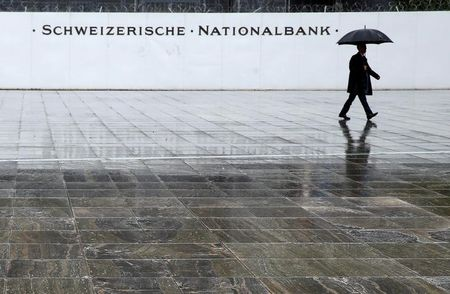 SNB Steps Up Interventions and Cuts Banks Slack on Negative Rate