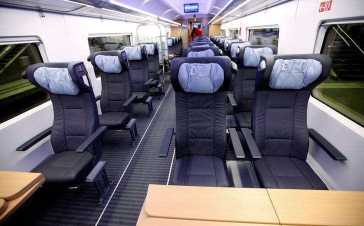 Siemens, Deutsche Bahn launch local hydrogen trains trial By Reuters