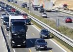 Lkw-Verkehr nimmt weiter zu - Konjunkturerholung macht Fortschritte