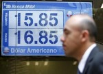 EMERGING MARKETS-Mexican peso spooked by Trump on NAFTA and border wall