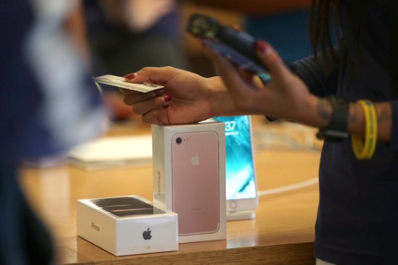Apple a son propre plan d'infrastructure américain