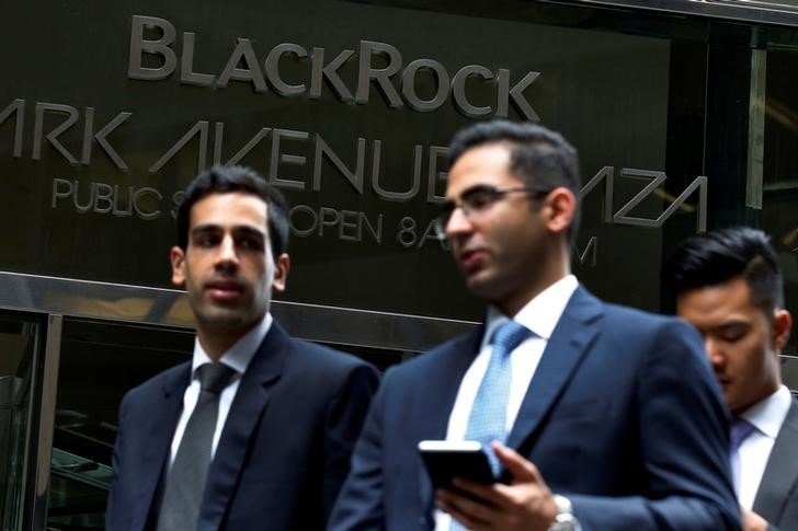 BlackRock Falls 3.03% By Investing.com
