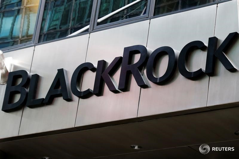 © Reuters.  BlackRock Downgrades U.S. Government Debt on Blue-Sweep Outlook