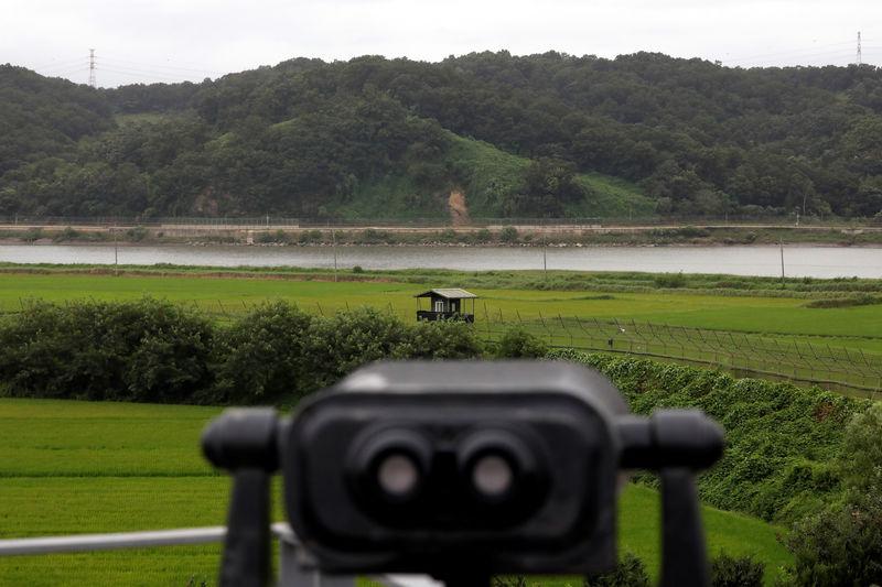 © Reuters.  Corea del Nord, Sud dice che non sarà accettata denuclearizzazione graduale