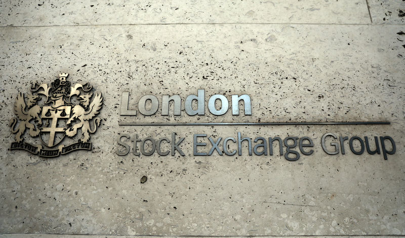 © Reuters.  U.K. stocks higher at close of trade; Investing.com United Kingdom 100 up 0.44%