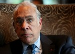OECD's Gurria Won't Get Caught Up in Confidence `Rollercoaster'