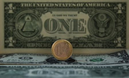 Forex - EUR/USD κάτω στο τέλος της συνεδρίασης στις ΗΠΑ
