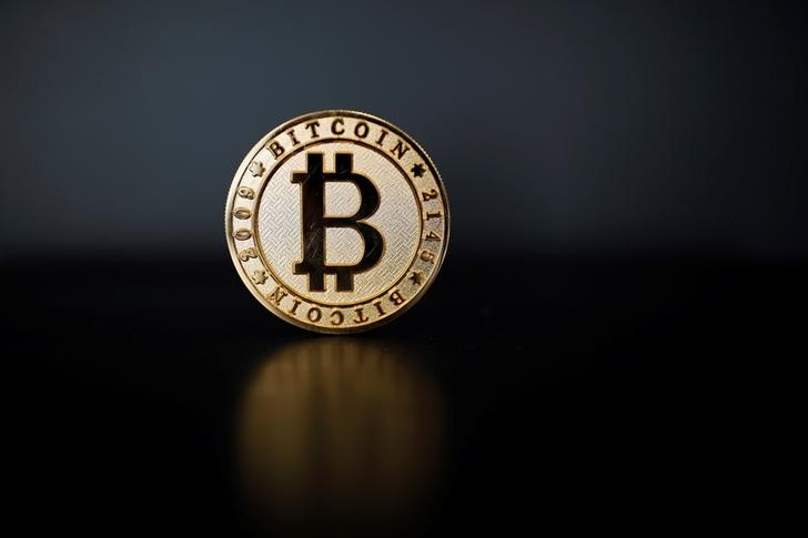 © Reuters.  Bitcoin prices gained on Thursday