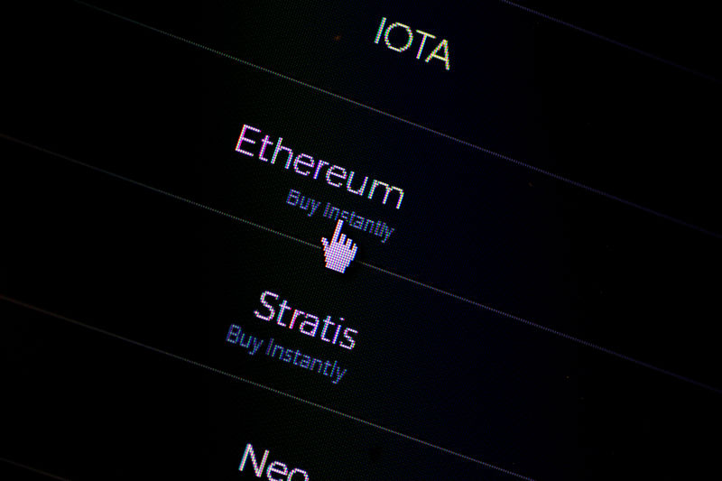 © Reuters.  Ethereum Climbs 12% In a Green Day