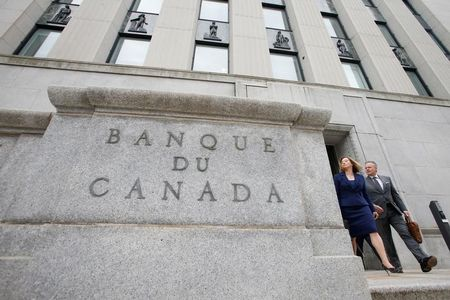 Bank of Canada Keeps Rates Unchanged as Expected at 1.25%