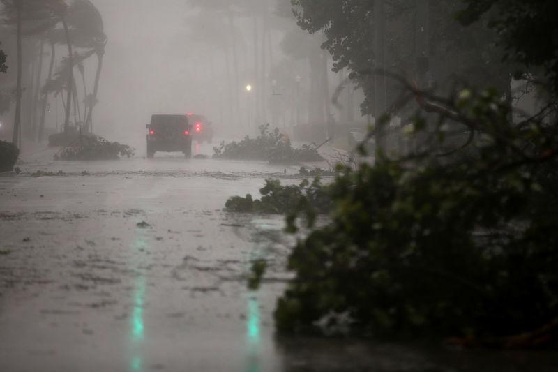 © Reuters.  Factbox: Hurricane season U.S. stocks to watch
