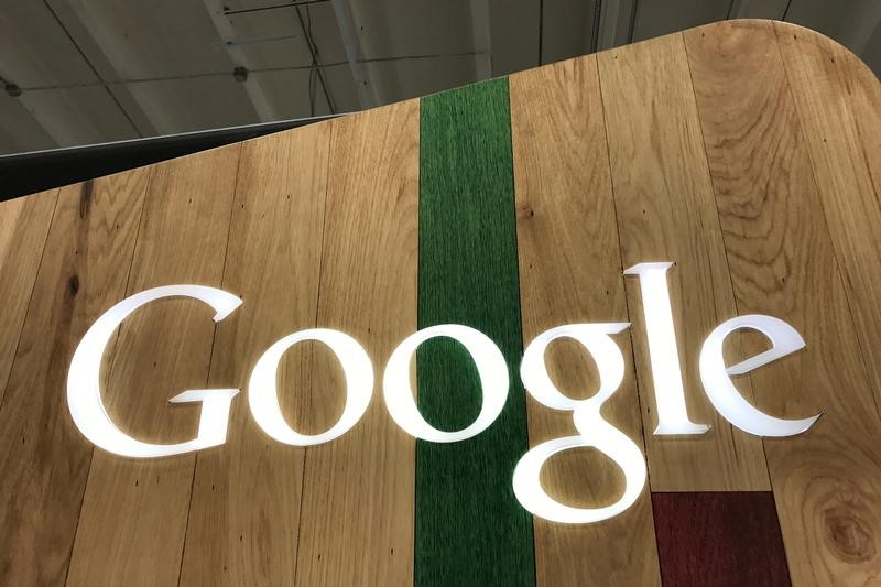 © Reuters. Google takes on EU in court over record antitrust fines