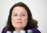 Nahles - Verbleib in Koalition entscheidet sich nicht jetzt