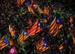 La Fiscalía presenta una denuncia por sedición por la movilización en Barcelona
