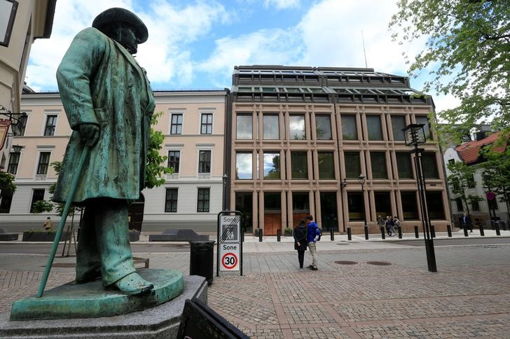 NewsBreak: Norway Central Bank Hikes Policy Rate to 1.5% vs 1.25% By I