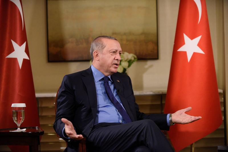 U.S. says Turkish gold trader facing Iran trial invoked Erdogan ties B