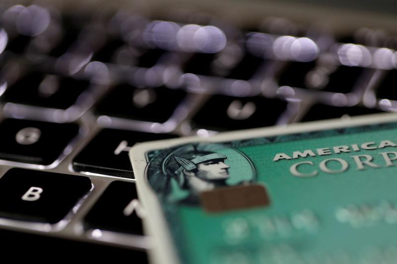 American Express Stock Falls 4%