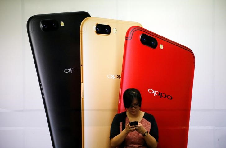 Ponsel Cina Dominasi Pasar Indonesia, Pangsa Pasar Oppo & Vivo 24%