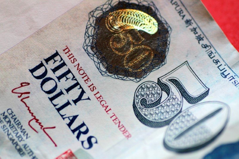 © Reuters.  Singapore banking set for shake-up as digital banks rules kick off