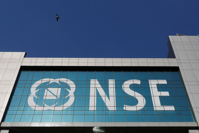 © Reuters.  India stocks higher at close of trade; Nifty 50 up 0.23%