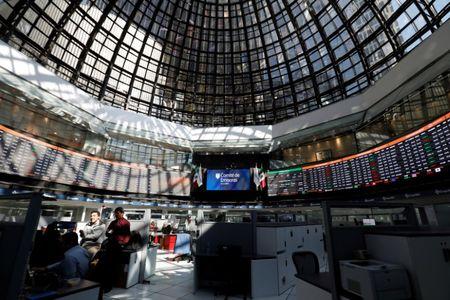 墨西哥股市收低;截至收盘S&P/BMV IPC下跌0.23%