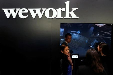 NewsBreak: WeWork Parent Mulls Slashing IPO Valuation by