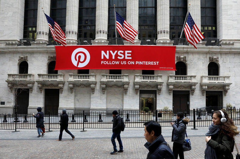 Главные новости: акции Uber и Pinterest вышли в лидеры